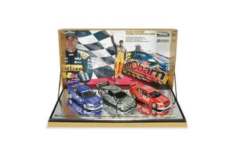 Classic Carlectables 1/43 Craig Lowndes' Career Supercars Wins Triple Set