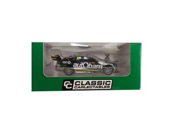 Classic Carlectables 1/64 Autobarn Lowndes Racing Holden ZB Commodore 888 2018 (C. Lowndes & S. Richards)