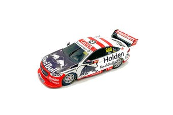 Classic Carlectables 1/43 2019 Holden 50th Anniversary Retro Bathurst Livery