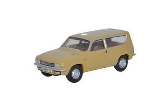 Oxford 1/76 Austin Allegro (Harvest Gold)