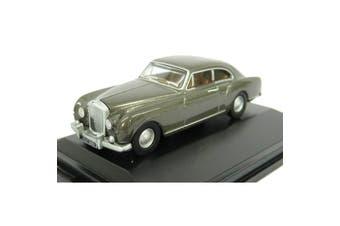 Oxford 1/76 Bentley Continental (Fastback Gunmetal)