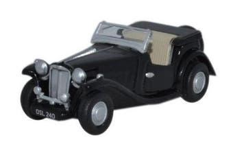 Oxford 1/76 MGTC (Black) 76MGTC004
