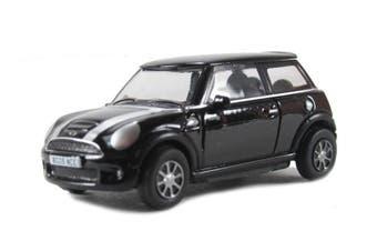 Oxford 1/76 New Mini (Midnight Black) 76NMN003