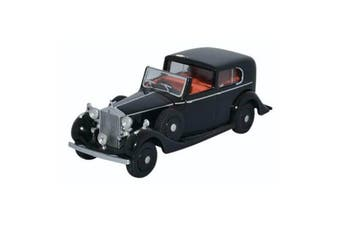 Oxford 1/76 Rolls Royce Phantom III (Black)