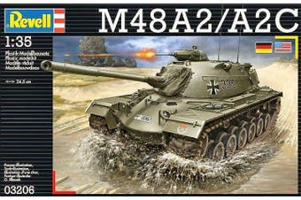 Revell 1/35 M48 A2/A2C Kit 95-03206