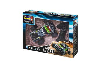 Revell Truggy Beast 2-Channel RC Car with GHz Remote Control