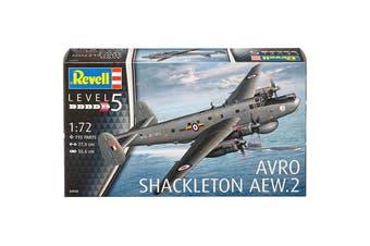 Revell 1/72 Avro Shackleton Aew.2 Kit