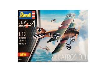 Revell 1/48 Albatros D.III Kit