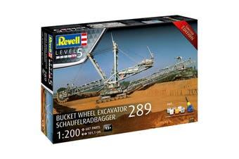 Revell 1/200 Bucket Wheel Excavator Schaufelradbagger 289 Kit