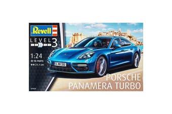 Revell 1/24 Porsche Panamera Turbo Kit