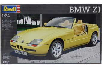 Revell 1/24 BMW Z1 Kit