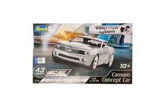 Revell 1/25 Camaro Concept Car (Easy-click System) Kit