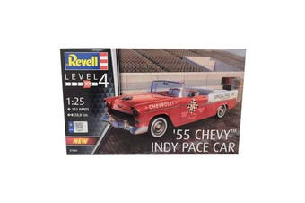 Revell 1/25 '55 Chevy Indy Pace Car Kit