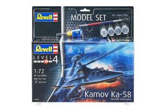 Revell 1/72 Kamov Ka-58 Stealth Helicopter Set