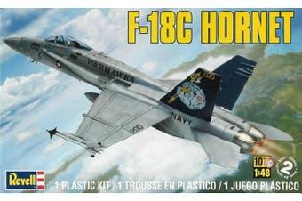 Revell 1/48 F-18C Hornet Kit 95-85-5864