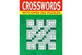 Crosswords with Over 250 Puzzles