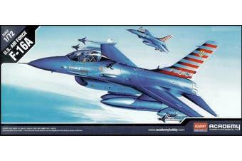 Academy 1/72 F-16A U.S. Air Force Kit