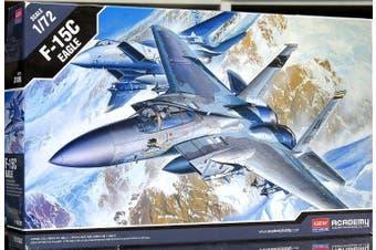 Academy 1/72 U.S. Air Force F-15C Kit ACA-12476