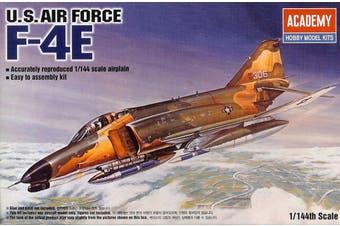 Academy 1/144 F-4E Kit ACA-12605