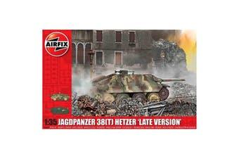 Airfix 1/35 Jagdpanzer 38(T) Hetzer 'Late Version' Kit