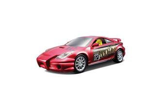 Bburago 1/24 Toyota Celica (Red)