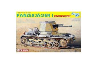 Dragon 1/35 Panzerjager I 4.7cm PaK(t) Kit