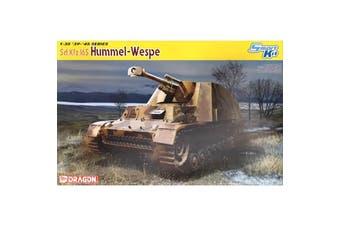Dragon 1/35 Sd.Kfz.165 Hummel-Wespe Kit