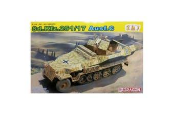 Dragon 1/35 Sd.Kfz.251/17 Ausf.C Kit