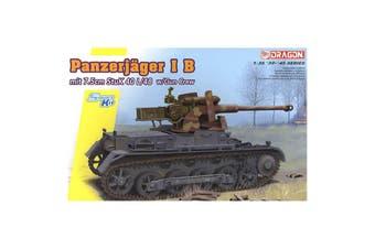 Dragon 1/35 Panzerjager I B mit 7.5cm StuK 40 L/48 w/Gun Crew Kit