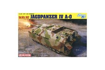 Dragon 1/35 Sd.Kfz.162 Jagdpanzer IV A-0 Kit