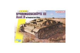 Dragon 1/35 Sturmgeschutz III Ausf.D w/Tropical Air Filter Kit