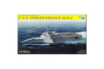 Dragon 1/700 U.S.S. Independence LCS-2 Kit