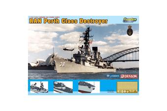 Dragon 1/700 RAN Perth Class Destroyer Kit