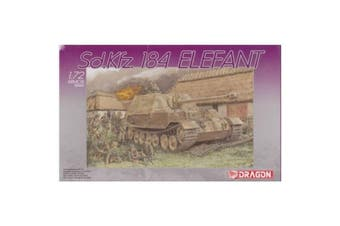 Dragon 1/72 Sd.Kfz. 184 Elefant Kit