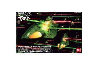 Bandai Space Battleship Yamato 2199 Garmillas Warships Kit