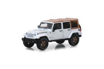 Greenlight 1/43 2018 Jeep Wrangler Unlimited (Golden Eagle)