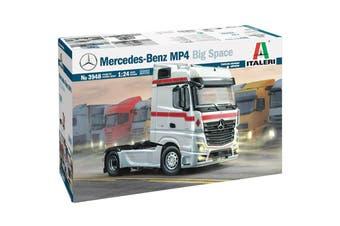 Italeri 1/24 Mercedes-Benz MP4 Big Space Kit