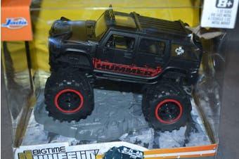 Jada 1/32 Hummer H2 (Black)