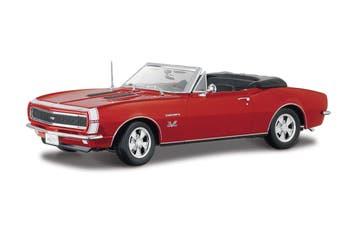 Maisto 1/18 1967 Chevrolet Camaro SS 396 MA31684