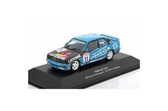 Atlas 1/43 BMW M3 (E30) 1991 BTCC Champion - Will Hoy (VL Motorsport)