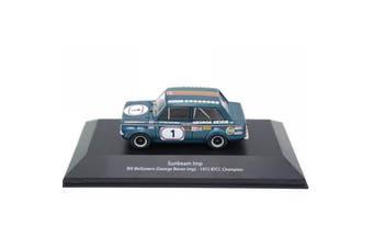 Atlas 1/43 Sunbeam Imp 1972 BTCC Champion - Bill McGovern (George Bevan Imp)