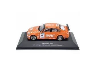 Atlas 1/43 BMW 320si (E90) 2009 BTCC Champion - Colin Turkington (WSR Team RAC)