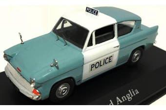 "Atlas 1/43 Ford Anglia ""Metropolitan Police"""