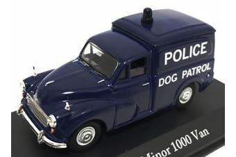 "Atlas 1/43 Morris Minor 1000 Van ""West Riding Constabulary"""