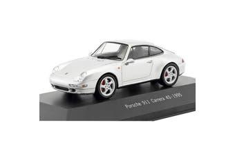 Atlas 1/43 Porsche 911 Carrera 4S 1995 (Silver)