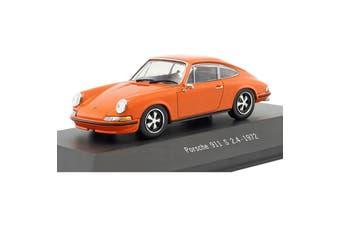 Atlas 1/43 Porsche 911 S 2.4 1972 (Orange)