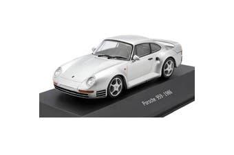 Atlas 1/43 Porsche 959 1986 (Silver)
