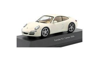 Atlas 1/43 Porsche 911 Carrera 2004 (White)