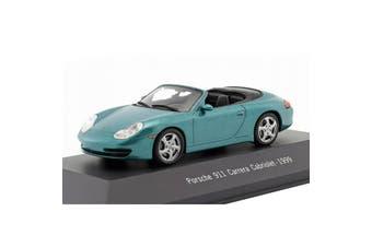 Atlas 1/43 Porsche 911 Carrera Cabriolet 1999