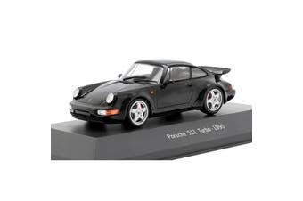 Atlas 1/43 Porsche 911 Turbo 1990 (Black)